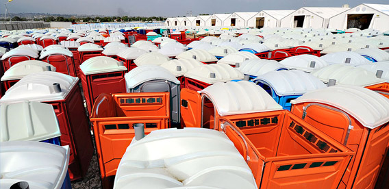 Champion Portable Toilets in Council Bluffs, NE